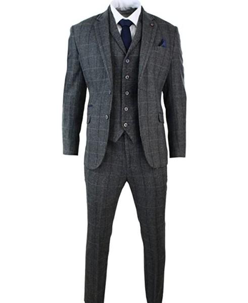 costume-3-pieces-tweed-gris